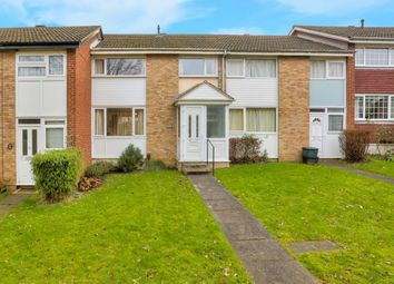 Thumbnail 2 bed terraced house for sale in Canberra Close, St.Albans
