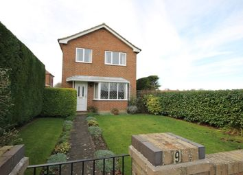 Thumbnail 4 bed detached house for sale in Padbury Drive, Filey