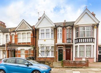 Thumbnail 3 bed terraced house for sale in Park Avenue, Palmers Green