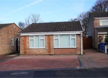 Thumbnail 2 bed detached bungalow for sale in Pheasant Field Drive, Derby