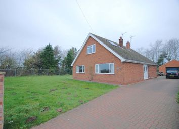 Thumbnail 4 bed detached bungalow for sale in Torne Road, Sandtoft Road, Belton, Doncaster