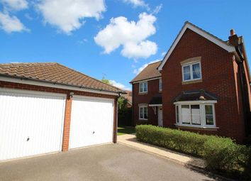 Thumbnail 4 bedroom detached house for sale in Castle Gardens, Grange Farm, Kesgrave, Ipswich