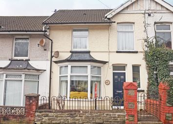 Thumbnail 2 bed terraced house for sale in Station Road, Ystrad Mynach, Hengoed