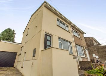Thumbnail 2 bed semi-detached house for sale in Hillcrest, Brynna, Pontyclun