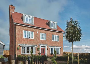 Thumbnail 5 bed detached house for sale in The Westminster At St Michael's Hurst, Barker Close, Bishop'S Stortford, Hertfordshire