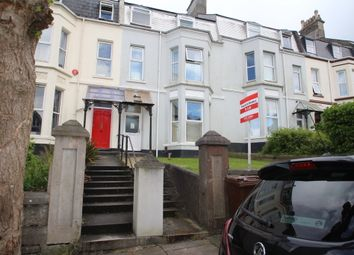 Thumbnail 2 bedroom flat to rent in Rochester Road, Mutley, Plymouth