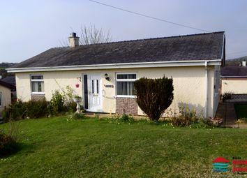 Thumbnail 3 bed detached bungalow for sale in Llanbedrog, Pwllheli