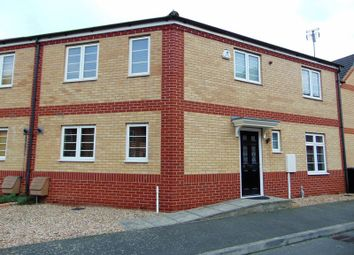 Thumbnail 3 bed terraced house for sale in Turners Court, Wootton, Northampton