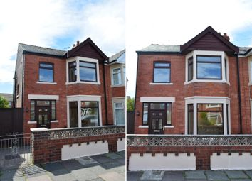 Thumbnail 3 bed semi-detached house for sale in Priory Gate, South Shore, Blackpool