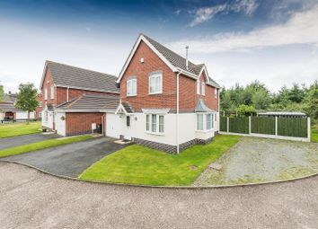 Thumbnail 3 bed detached house for sale in Bluebell Coppice, Ketley, Telford