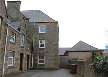 Thumbnail 1 bed flat for sale in Pringle Court, Buckie