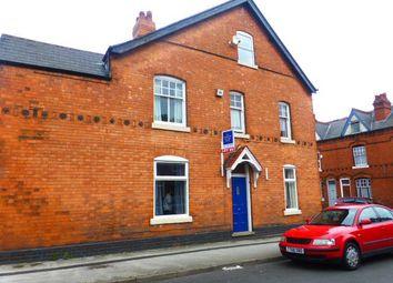 Thumbnail 4 bedroom terraced house for sale in Harold Road, Edgbaston, Birmingham