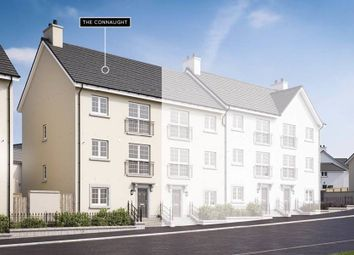 "Thumbnail 4 bed terraced house for sale in ""The Connaught"" at Danestone, Aberdeen"