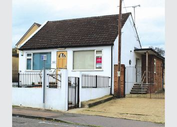 Thumbnail 3 bed bungalow for sale in Nelson Road, Gillingham