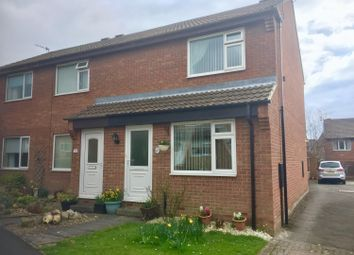 Thumbnail 2 bed semi-detached house for sale in Wain Close, Eastfield