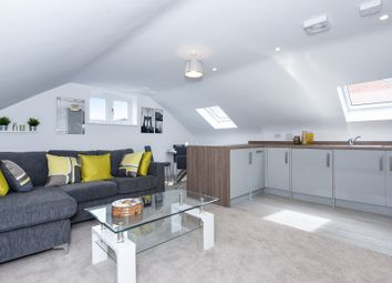 Thumbnail 2 bedroom flat for sale in Hollow Lane, Shinfield, Reading