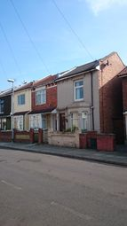 Thumbnail 3 bed semi-detached house to rent in Whitworth Road, Portsmouth