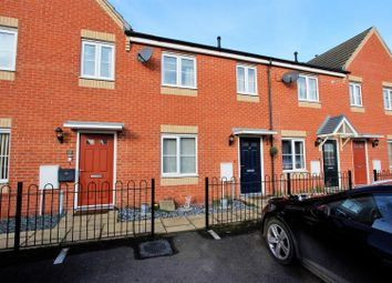 Thumbnail 3 bedroom terraced house for sale in Brooklands Way, Bourne