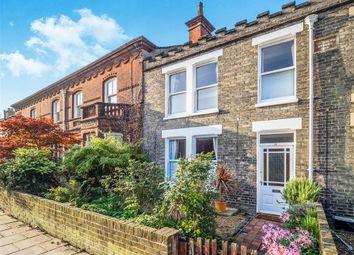 Thumbnail 3 bedroom terraced house for sale in Brunswick Road, Norwich