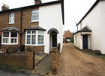 Thumbnail 2 bed terraced house to rent in Anyards Road, Cobham