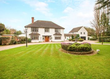 Thumbnail 6 bed detached house for sale in Sandisplatt Road, Maidenhead, Berkshire