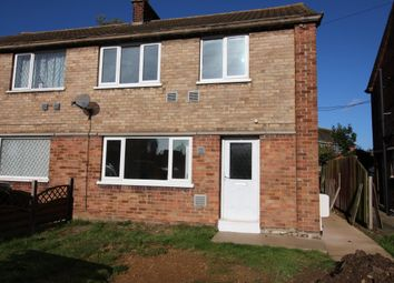 Thumbnail 3 bed semi-detached house to rent in Great Close, South Witham, Grantham