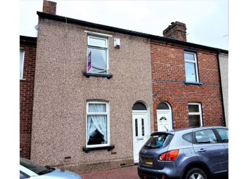 Thumbnail 2 bedroom terraced house for sale in Parker Street, Barrow-In-Furness