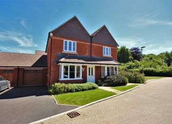 Thumbnail 4 bed detached house for sale in Lime Kiln, Wantage