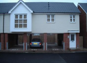 Thumbnail 1 bed semi-detached house to rent in Frimley Drive, Cippenham, Slough