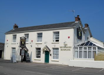 Thumbnail Pub/bar for sale in Morchard Road, Crediton