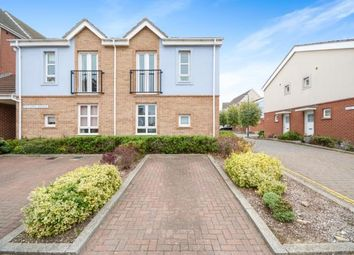 Thumbnail 1 bed maisonette for sale in Pigot Way, Lincoln, Lincolnshire, .