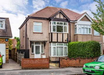 Thumbnail 3 bed semi-detached house to rent in Cranham Road, Hornchurch