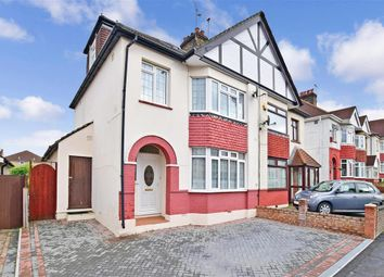 Thumbnail 5 bed semi-detached house for sale in Lime Avenue, Northfleet, Gravesend, Kent