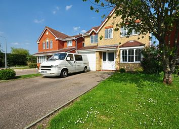 Thumbnail 4 bed detached house for sale in Scholars Walk, Diss