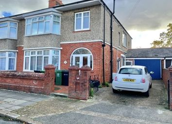 Thumbnail 2 bed flat to rent in 38 Torrington Road, Portsmouth