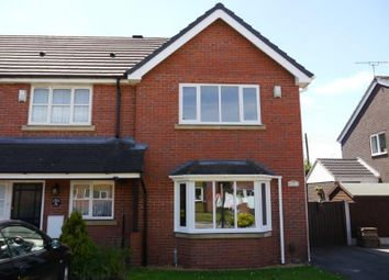 Thumbnail 2 bed semi-detached house to rent in Richmond Grove, Stone