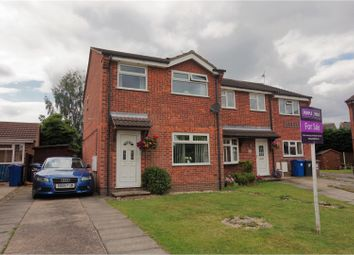 Thumbnail 3 bed semi-detached house for sale in Bakewell Road, Long Eaton