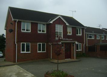 Thumbnail 1 bed flat to rent in Southview Rise, Alton