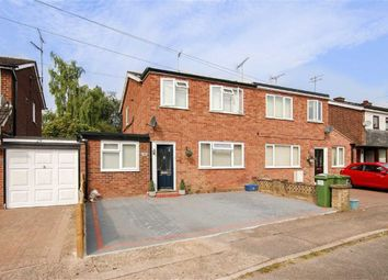 Thumbnail 3 bed semi-detached house for sale in The Elms, Bletchley, Milton Keynes, Bucks
