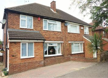 Thumbnail 3 bedroom semi-detached house for sale in Pennine Avenue, Luton