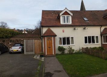Thumbnail 2 bed cottage to rent in West Street, Wrotham, Sevenoaks