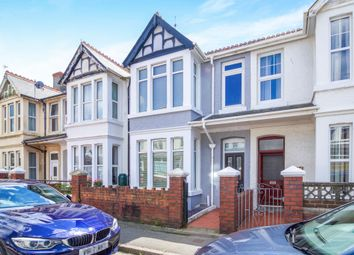 Thumbnail 4 bed terraced house for sale in Fenton Place, Porthcawl