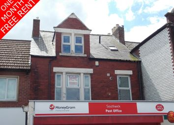 Thumbnail 3 bed flat to rent in The Green, Southwick, Sunderland