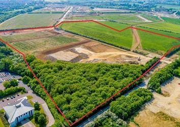 Thumbnail Commercial property for sale in Commercial Development Site, Downs Road, Witney, Oxfordshire