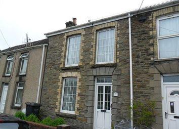 Thumbnail 2 bedroom terraced house to rent in Lon Hir, Alltwen, Pontardawe, Swansea.