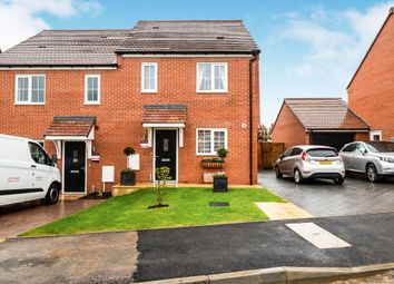 3 bed semi-detached house for sale in Manor House Park, The Great Ouse Way, Biddenham MK40