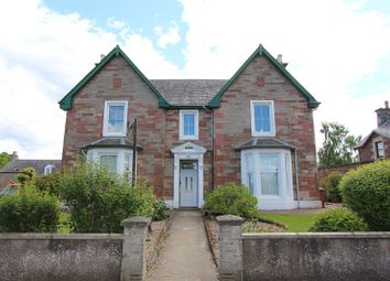 Thumbnail 3 bed flat for sale in 8B Millburn Road, Millburn, Inverness
