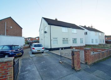 Thumbnail 2 bed semi-detached house for sale in Broome Road, Carrville, Durham