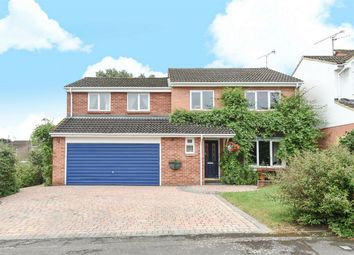 Thumbnail 5 bed detached house for sale in Phoenix Close, Wokingham, Berkshire