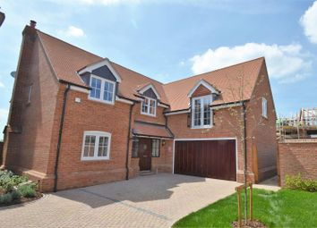 Thumbnail 5 bed detached house for sale in Priory Manor, Merton Road, Ambrosden